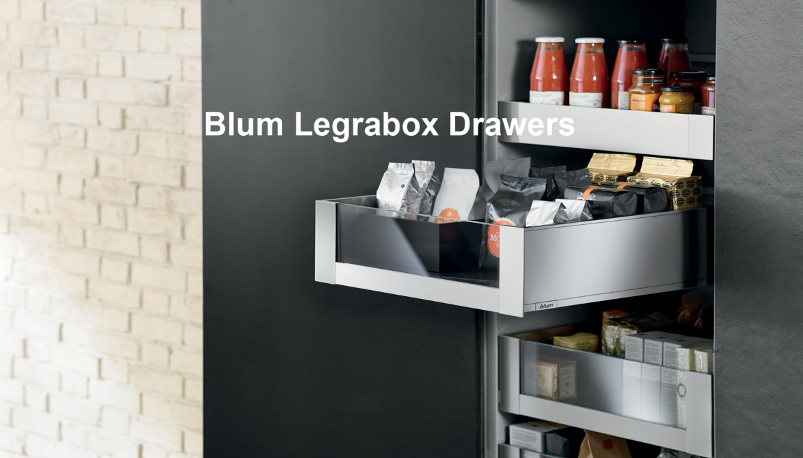 Blum Legrabox Drawers