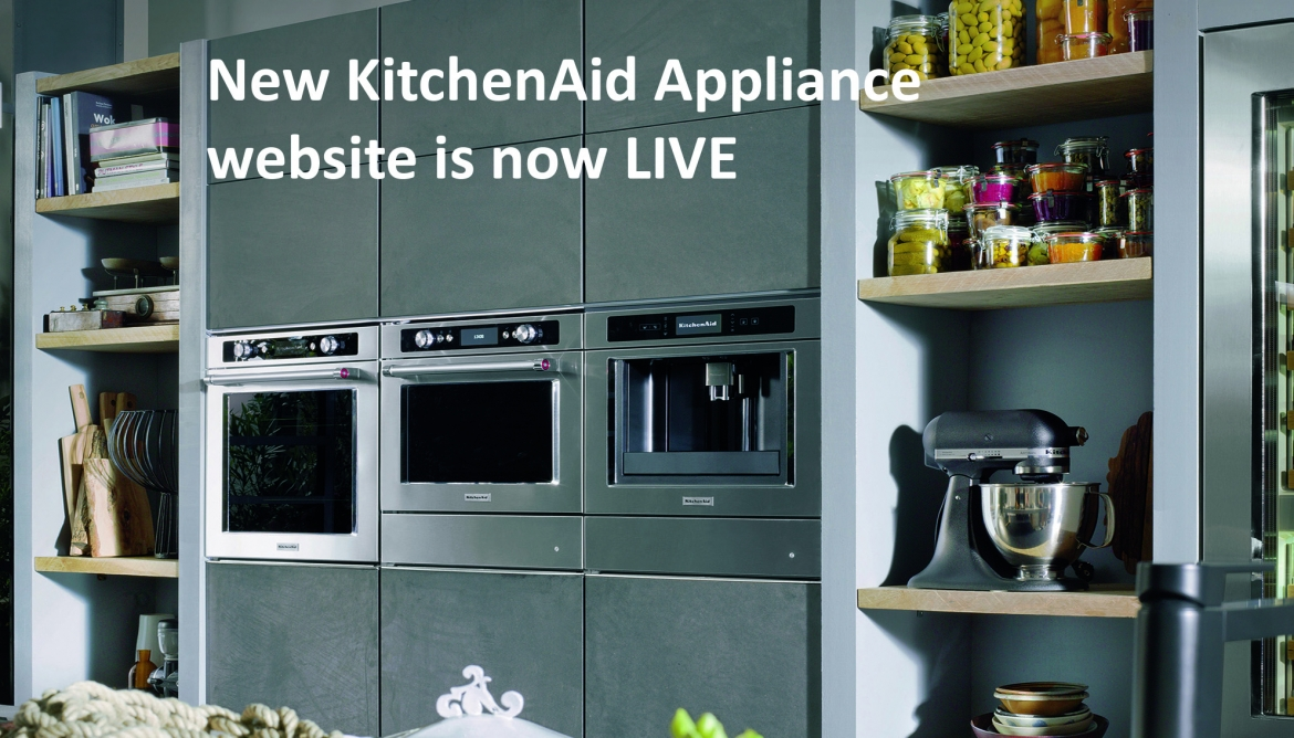 KitchenAid Website