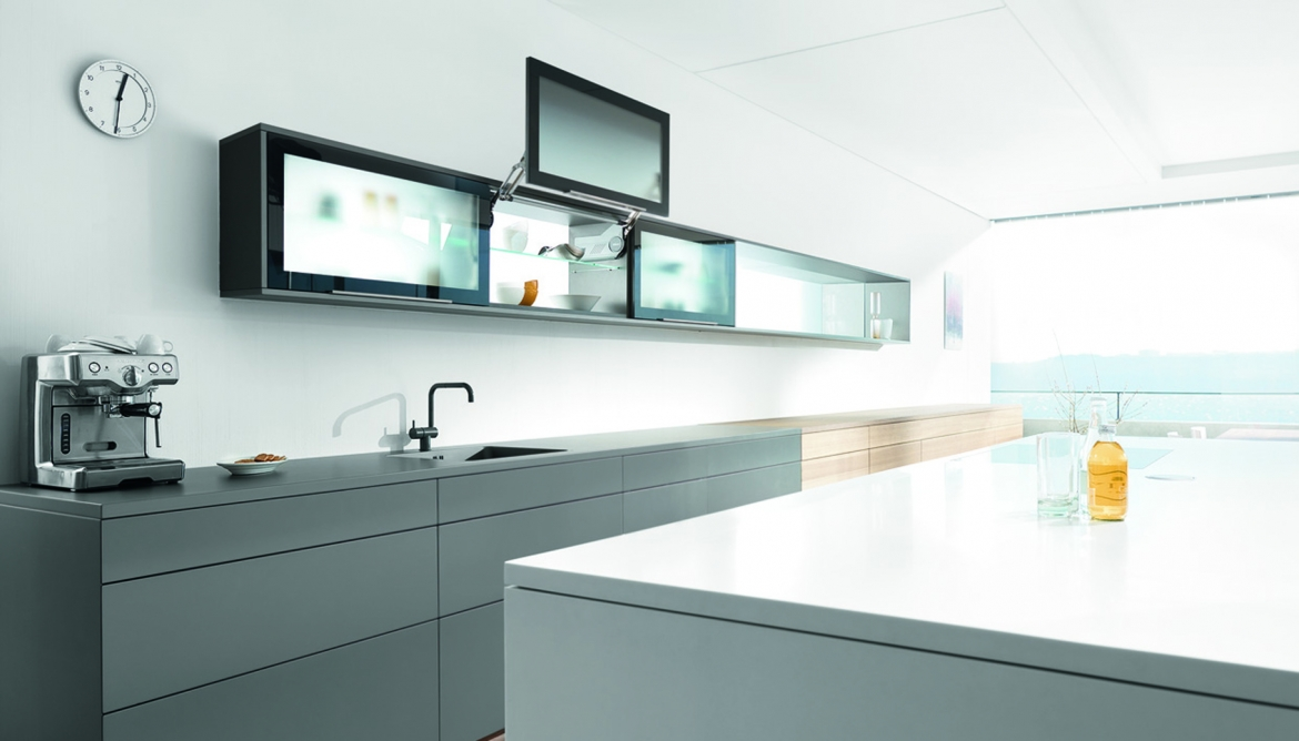 Aventos HL Microwave Lift