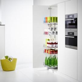 kitchen magic corner fitting instructions