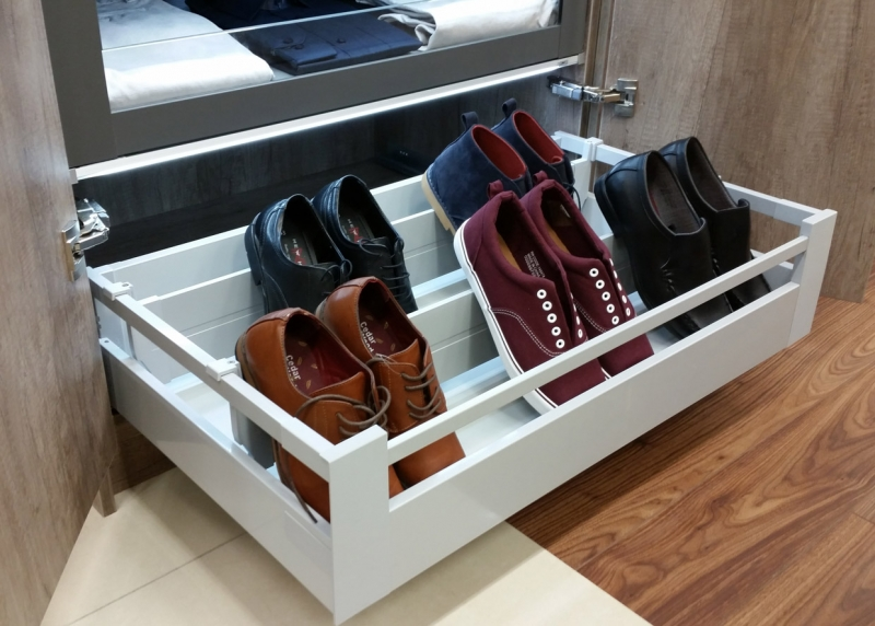 Shoe Storage Drawer