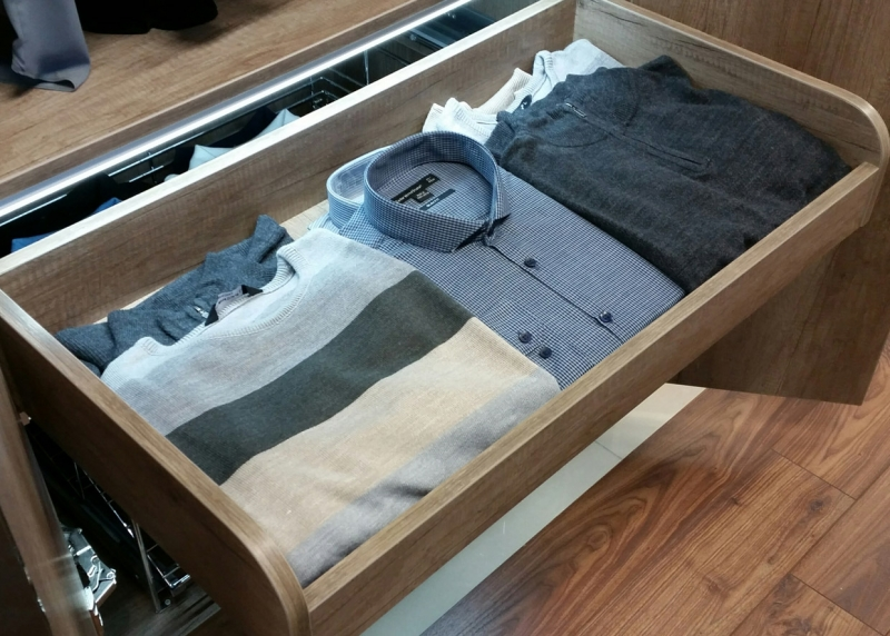 Inner Wardrobe Drawer