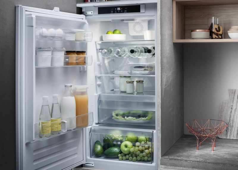 Hotpoint Fridge Interior