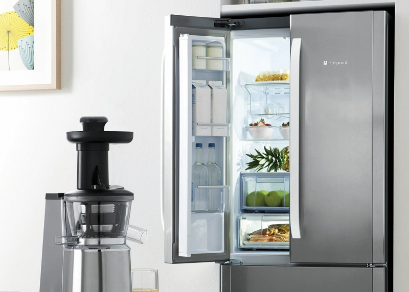 Hotpoint Quadrio Fridge